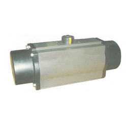 Pneumatic Rotary Single Acting Actuator
