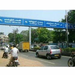 Retro Reflective Road Signage