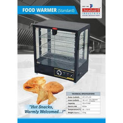 food warmer hot case cabinet