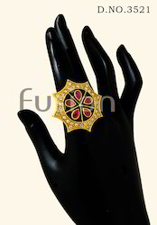 Designer Antique Finger Ring