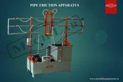 Pipe Friction Apparatus (Major Losses)