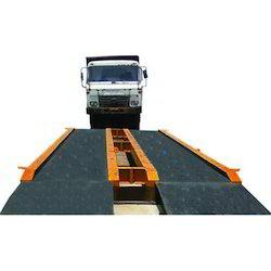 Mobile Weighbridges