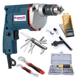 Powerful Electric Drill Machine With Free 41 Piece Bit And S