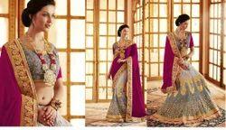 Fancy Wedding Saree