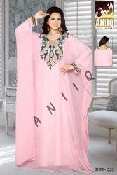 Islamic Fashion Wear Kaftan