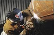 Steel Fabrication Job Work