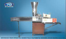 7G Speed Incense Stick Making Machine
