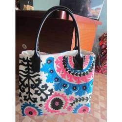 Suzani Embroidery Hand Bag