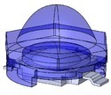 FL63C Showin LED Lens