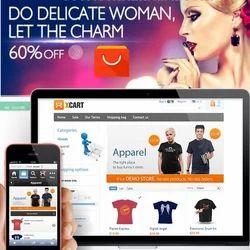 Online Shopping Website Designing