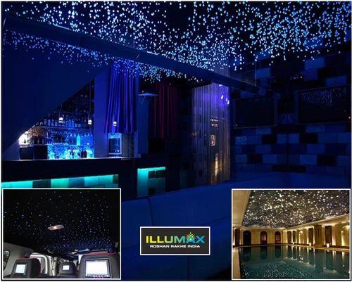 fibre optic lights curtain fiber light manufacturer from mumbai