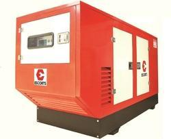 40 KVA Escorts Silent Generator