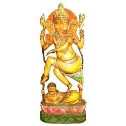 Ganesha Dancing Statue