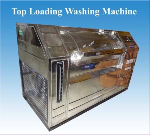 Industrial Top Loading Washing Machine
