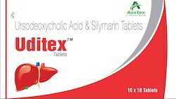 Ursodeoxycholic Acid Silimerin Tablets