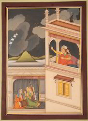 Kangra Miniature Paintings