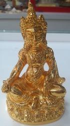 Golden Plated Kuber Idol