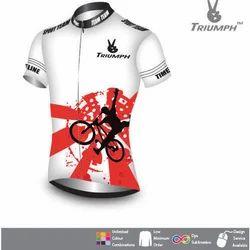 Cycling Half Sleeves Jersey