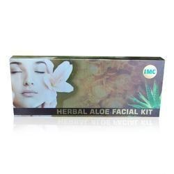 aloe facial kit set of 8 products