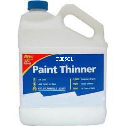 When Is Paint Thinner Not Used To Clean Paint Brushes