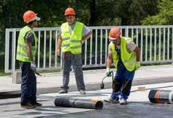 Double Reinforced App Water Proofing Membrane For Bridges