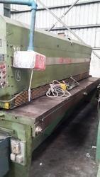 Shearing Machine WARGOM (Mod-CM40.4)