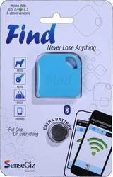 Find By Sensegiz Bluetooth Tracking Device
