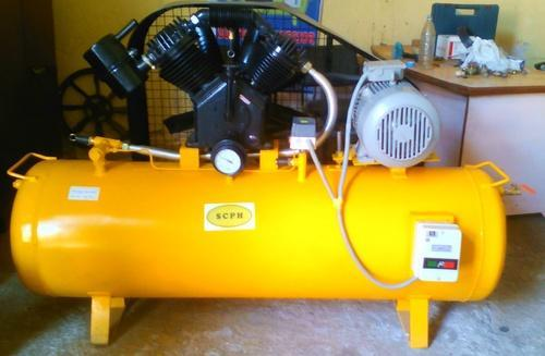Double Stage Air Compressor 7.5hp