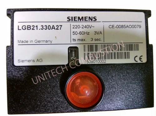Siemens Sequence Controller LGB 21.330 A 27