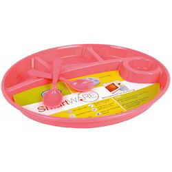 Parka Plate Big with Spoon and Fork