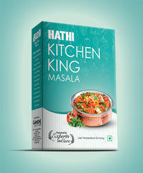 Kitchen king masala from gandhi spices private limited for Kitchen king masala