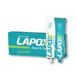 Rapid & Clear Epoxy Adhesive