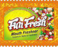 Mouth Freshener Packing Pouches