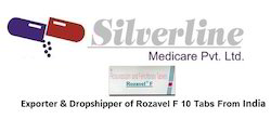 Rozavel F 10 Tablets