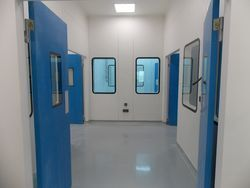 Akshara Pharma Room Panel Doors