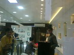 Jewellery Showroom Light