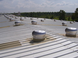 Wind Turbo Roof Ventilators