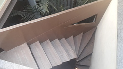 Artististic Metal Staircase