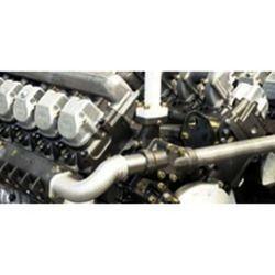 Gas To Liquid Asymmetric Brazed Plate Exchanger