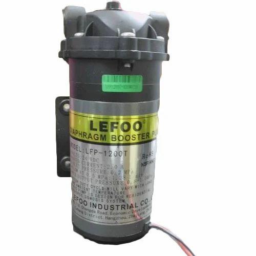 Ro Booster Pump Lefoo Diaphragm Booster Pump