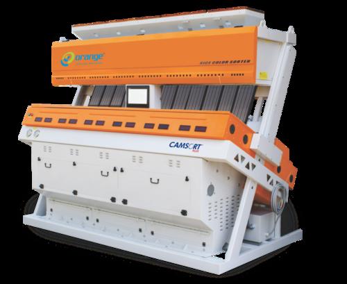 Guargum Split Sorting Machine (Camsort Plus)