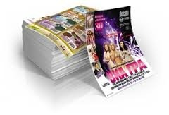 A3 Size Printed Poster Printing Service