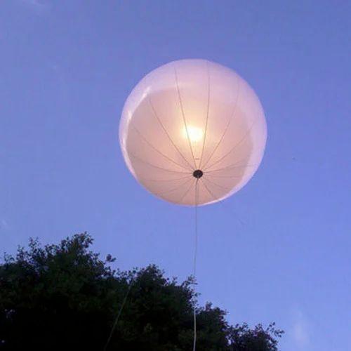 Sky Plain Balloon