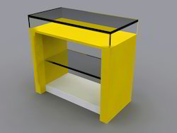 Wooden Display Counter
