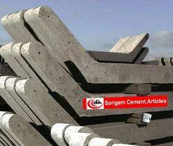 Cement Marking Pole