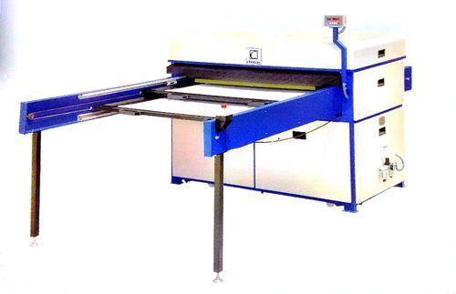 Double Tray Sublimation Transfer Machine