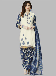 Partywear Patiala Suits