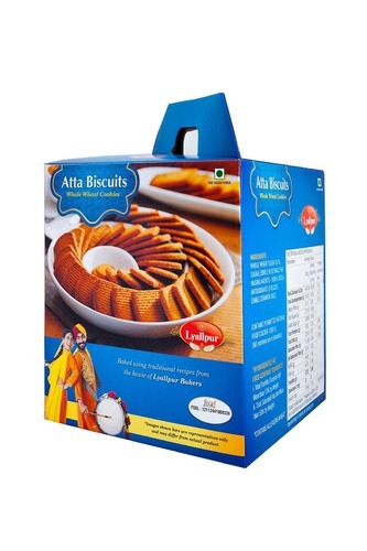 Atta Biscuits (bakery Products)
