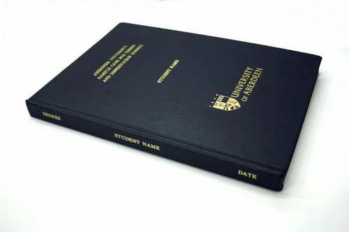 thesis binding delhi