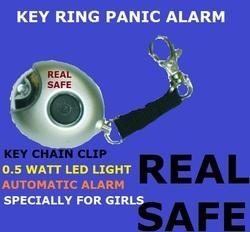 Key Ring Panic Alarm